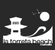 beach club logo design