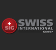 swiss idea logo design