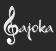 majoka music logo design